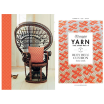 YARN The After Party nr.44 Busy Bees Cushion NL