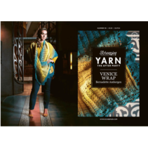 YARN The After Party nr.39 Venice Wrap NL