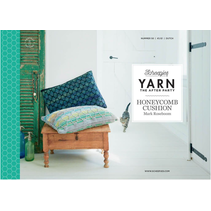 YARN The After Party nr.50 Honeycomb Cushion NL