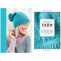 YARN The After Party nr.78 Hyperbolic Puff Beanie NL