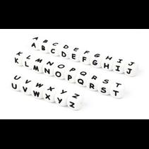 Kraal siliconen Letter T