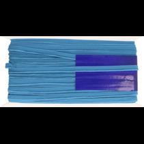 Elastisch Paspelband dubbelzijdig 10mm kleur 235