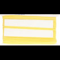 Elastisch Paspelband dubbelzijdig 10mm kleur 645
