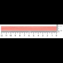 Elastisch Paspelband dubbelzijdig 10mm kleur 705