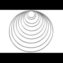 Metalen Ringen 80cm