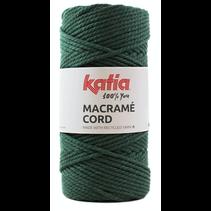 Macrame Cord 108 flessegroen