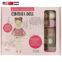 Haakpakket amigurumi Cynthia Doll