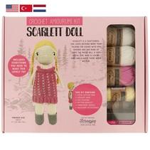 Haakpakket amigurumi Scarlett Doll