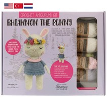 Haakpakket amigurumi Rhiannon The Bunny