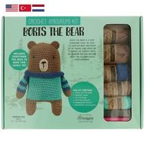 Haakpakket amigurumi Boris The Bear