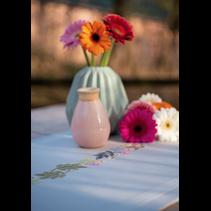 Loper kit bloempjes en blaadjes