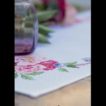 Pearkaida loper kit boeket klassieke bloemen