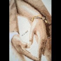Telpakket kit hartje van het bruidspaar