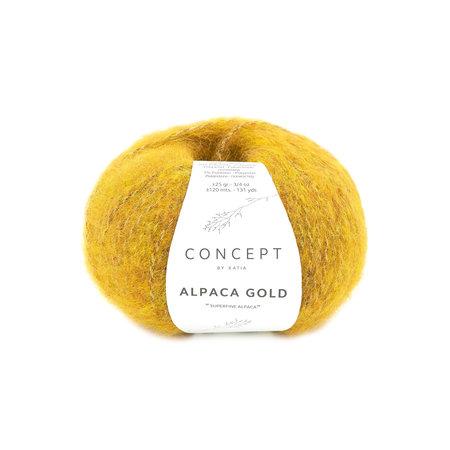 Katia Alpaca Gold 354