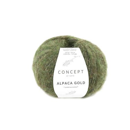 Katia Alpaca Gold 355