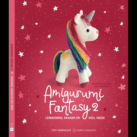 Forte Amigurumi fantasy 2 - Joke Vermeiren