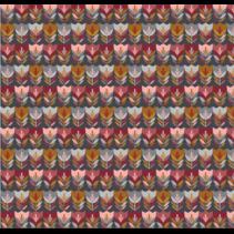 Happy Tulips Cotton 05 150cm (per 10cm)