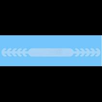 Siliconen oorbeschermers voor mondkapjes transparant