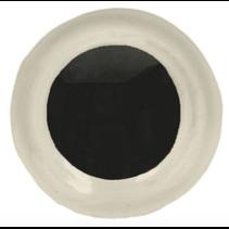 Veiligheidsogen tweekleurig (wit) 10mm