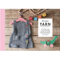 YARN The After Party nr.113 Cute as a button pinafore