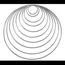 Metalen Ringen 100cm