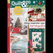 Quilt & Zo #71 Kerstspecial