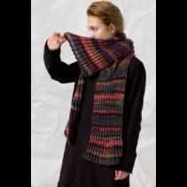 Breipakket sjaal Mille Colori