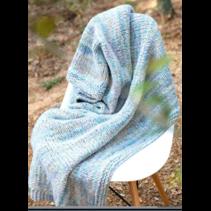 Breipakket Tibetan deken kleur 604
