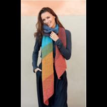 Breipakket Kaleido sjaal