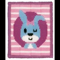 Spansteek kit knipogend konijntje