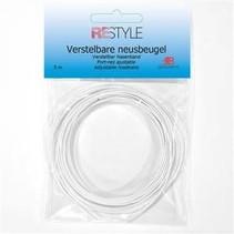 Flexibel neusband voor mondmaskers (5m)