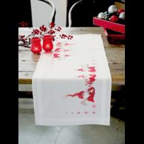 Tafelloper Kerstmannetjes