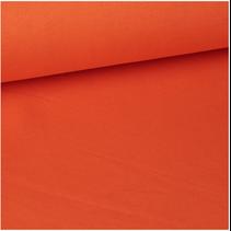Lexi Ellis Sweatstof Oranje 145cm500 (per 10cm)