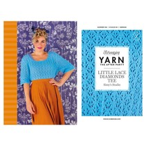 YARN The After Party nr.106 Little Lace Diamonds Tee NL