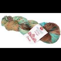 Meilenweit 100 Merino Hand Dyed 308 Nanda