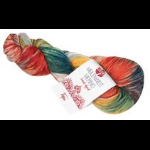 Meilenweit 100 Merino Hand Dyed 408 Tapi