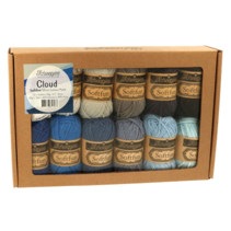 Softfun Colour Pack 12x20g KL8 Cloud