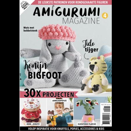 Aan de haak amigurumi Magazine 4