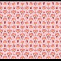 Poplin Graphic Flower(per 10cm)