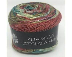 Alta Moda Cotolana Print
