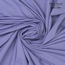 Knit co/pl/ea organic denim look (per 10cm)