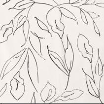 Katoen-satijn stof bedrukt met bloemen