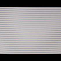 Punta di Roma Stripes (per 10cm)