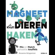 Magneetdieren haken - Rosanne Briggeman