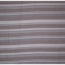 Woven Co/li wide  stripes