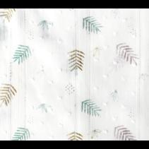 PVP2 Plumeti Vintage Print Leopard Leaves