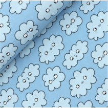 Cotton Clouds (per 10cm)