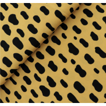 Cheetah pattern  (per 10cm)