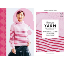 YARN The After Party nr.128 Borderlines Jumper
