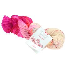 Meilenweit 100 Merino Hand Dyed 001 Adrak
